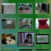 nokia video cuts apps shows thumbnail of video