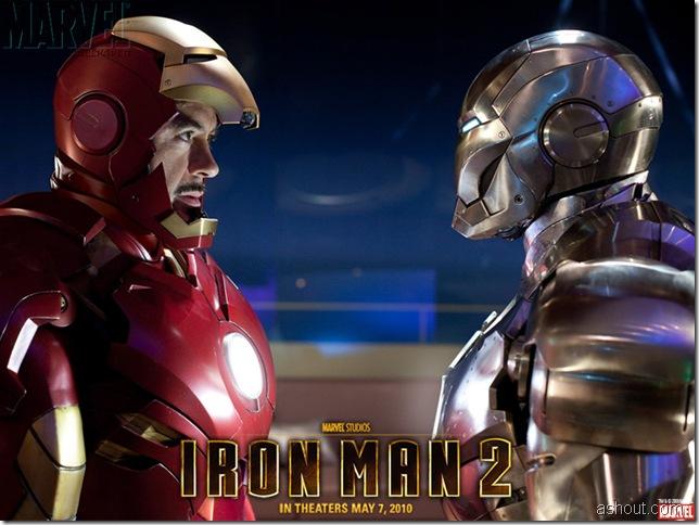 Amazing Iron Man 2 Wallpaper HD Download Free