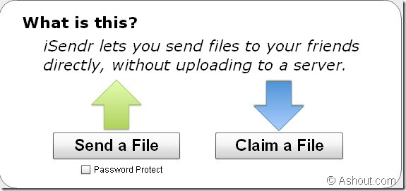 Send Files Directly Without Uploading to Server- 4 Ways