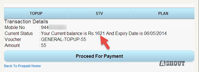 Check Balance and Validity of Any BSNL Mobile Number Online