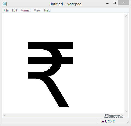 Indian Rupee Symbol The Complete Guide 2 Ways To Write Symbol